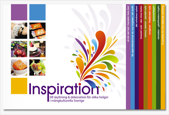 Inspirational booklet